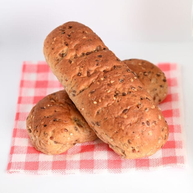 Worsten broodjes koolhydraatarm