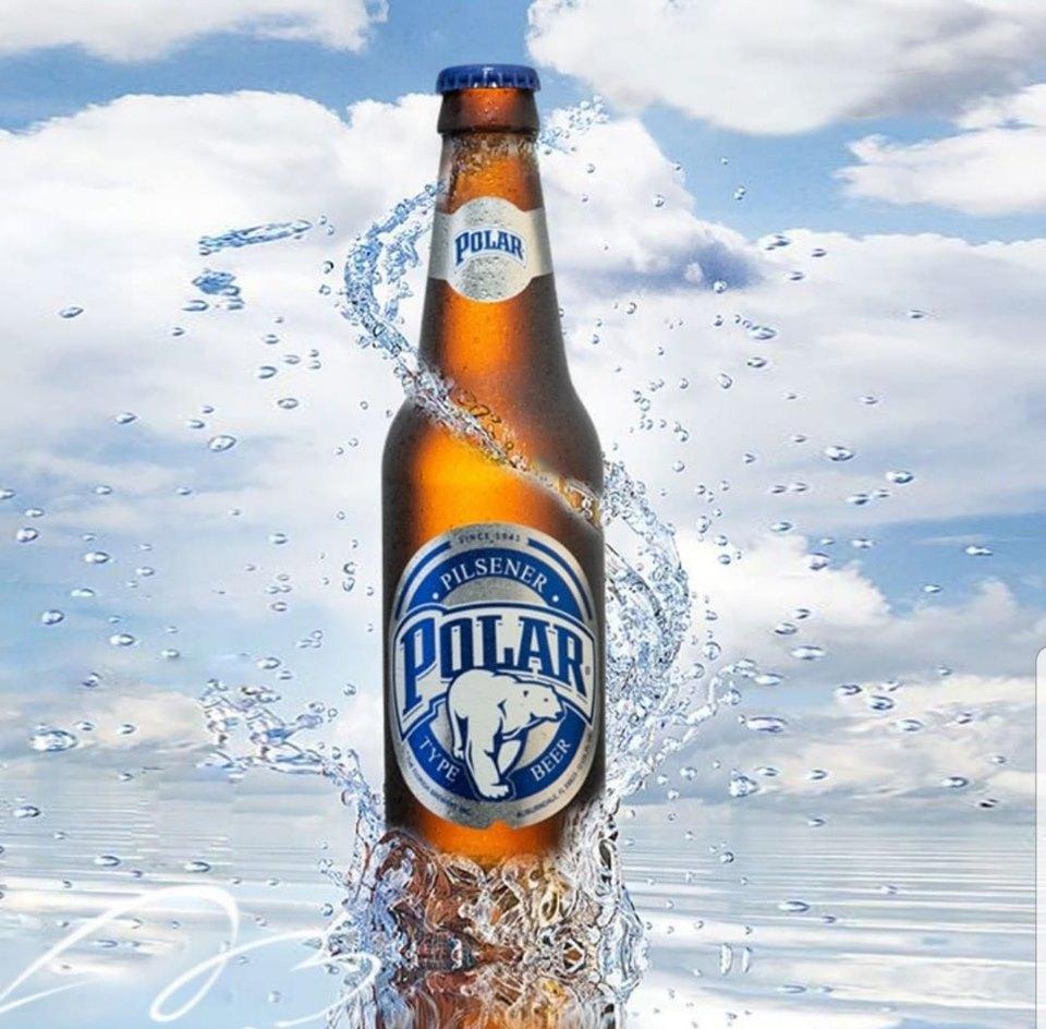 lekker bier bij mooi weer