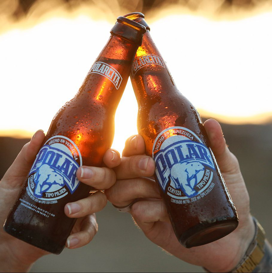lekker verfrissend bier